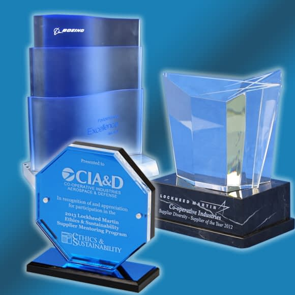 CIA&D is recognized in the aerospace and defense industry