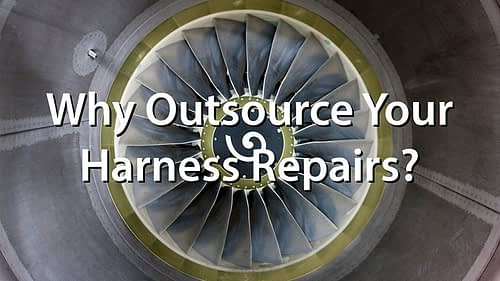 Why Outsource Wiring Harness Repairs