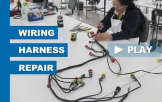 Aircraft Harness Repairs