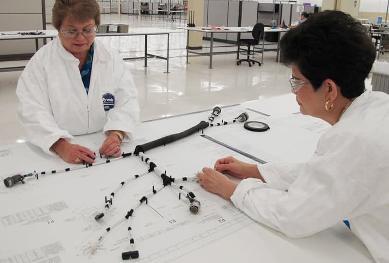 Electrical Cables, Wiring Looms, and Wiring Harnesses for Aircraft | CIA&DCIA&D
